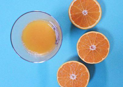 Jus d'oranges - Matin Express, livraison de petits-déjeuners à Bordeaux