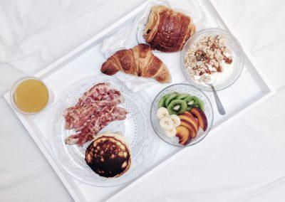 Matin Express, livraison de petits-déjeuners à Bordeaux