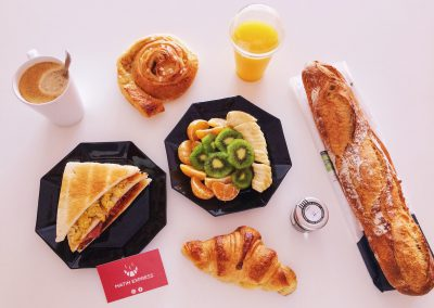Le Royal - Matin Express, livraison de petits-déjeuners à Bordeaux